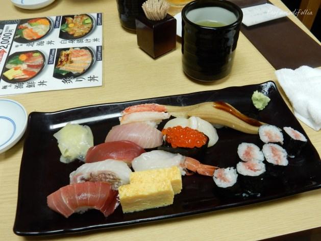tokyo sushi mercato tsukiji