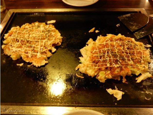 diario di viaggio tokyo okonomiyaki