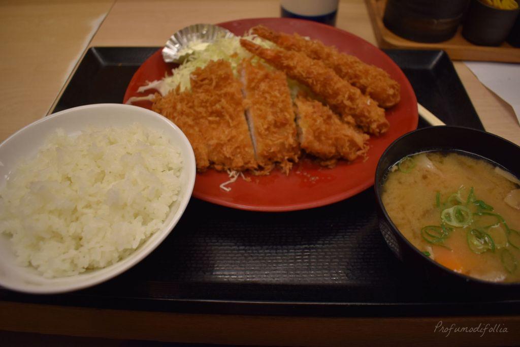 Visita ad Arashiyama e arrivo a Tokyo: il tonkatsu di Katsuya