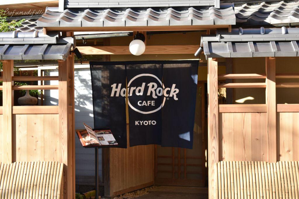 Alla scoperta di Kyoto, diario di viaggio - Hard Rock Cafè Kyoto