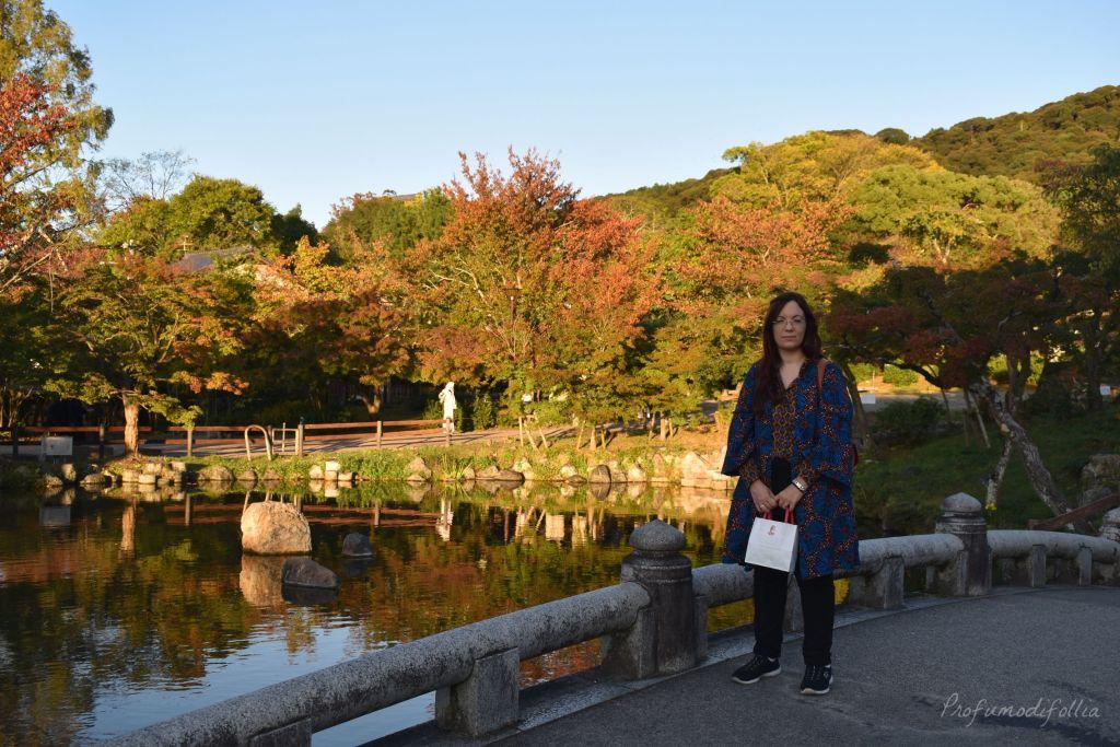 Alla scoperta di Kyoto, diario di viaggio - parco di Yasaka