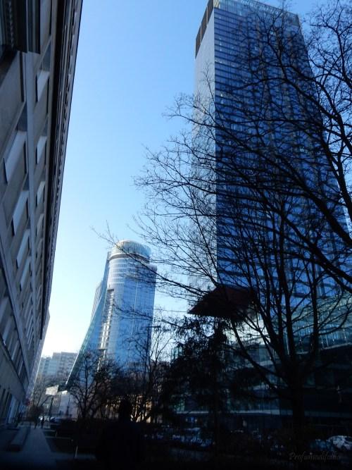 Grattacieli a Varsavia