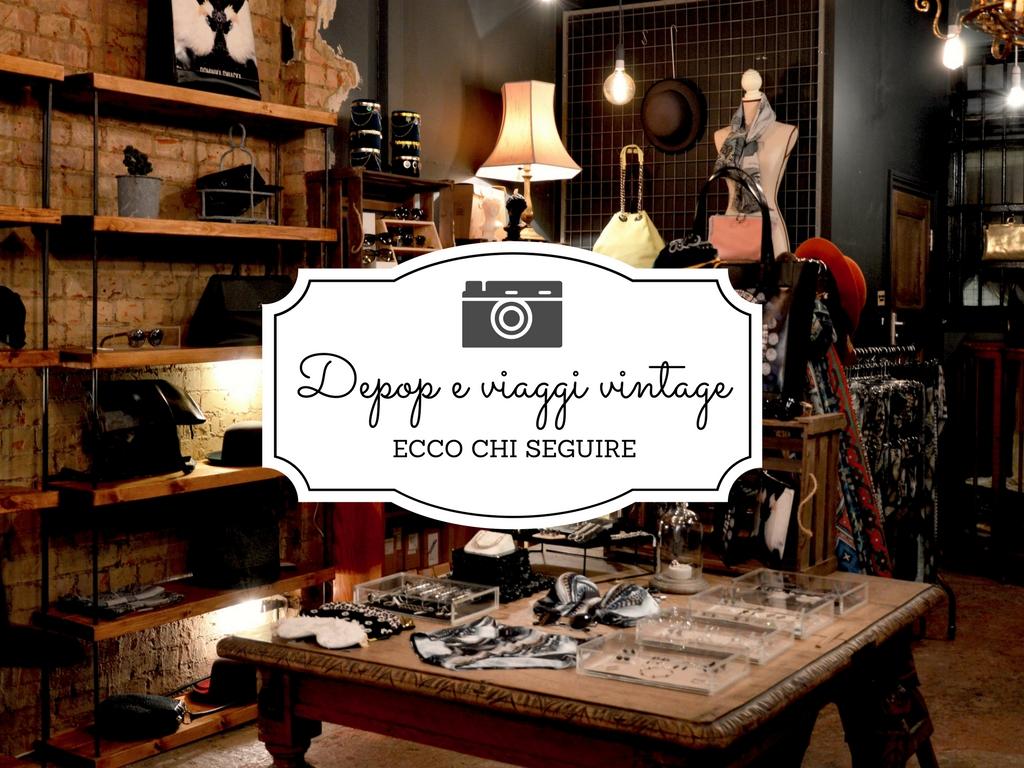 Viaggiare in stile vintage: ecco chi seguire su Depop