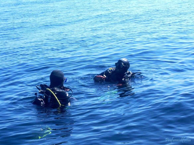 Massimo in mare