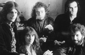 King Crimson in 1969