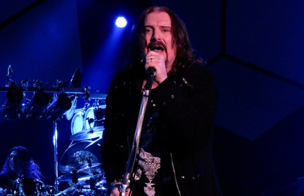 James Labrie Wife