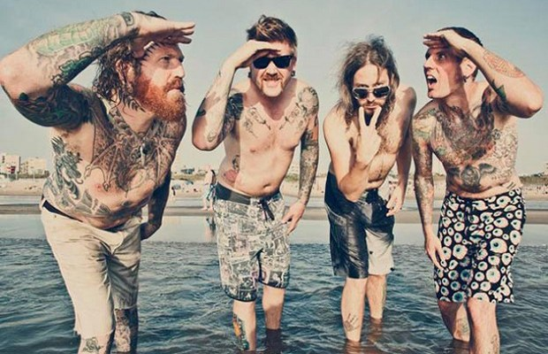 "Mastodon's new album is called ""Once More Round the Sun"""
