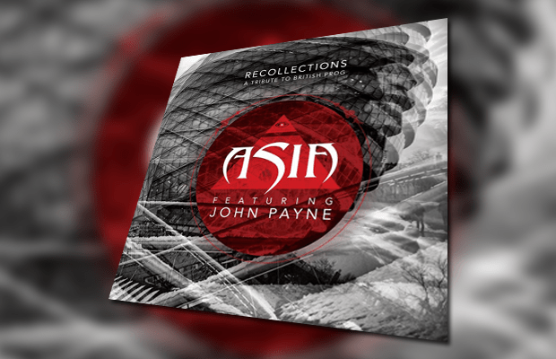 Asia featuring John Payne - Recollections