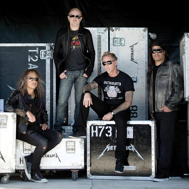 "Metallica premiered a new song titled ""The Lords of Summer"" live In Bogota, Colombia."