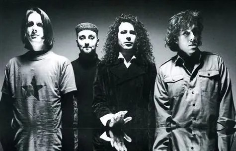 Porcupine Tree in 1996