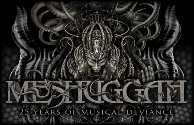 Meshuggah - 25 years of musical deviance