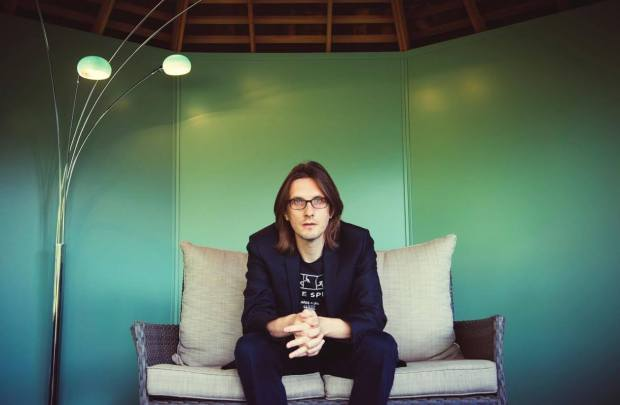 "Steven Wilson to release ""Hand. Cannot. Erase."" in February via Kscope"