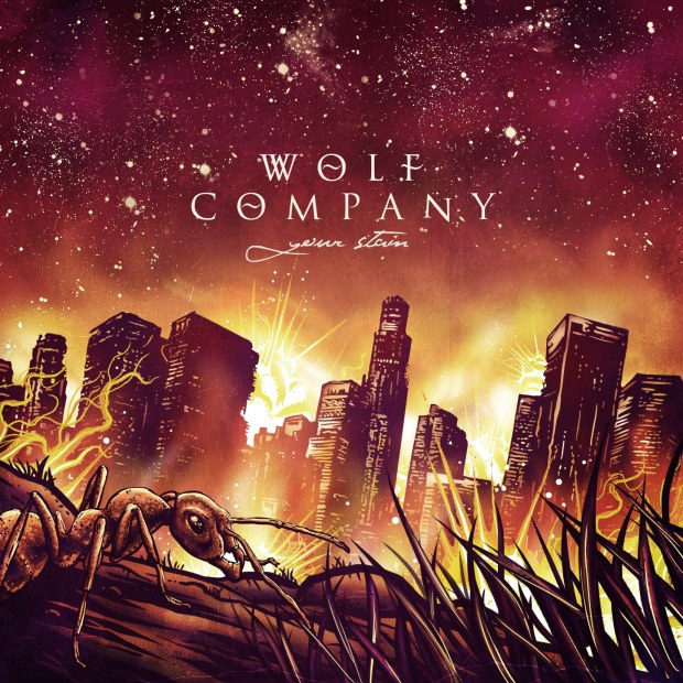 Wolf Company - Your Stain