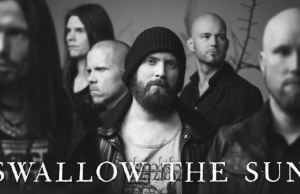 """SWALLOW THE SUN Launch Lyric Video for """"Abandoned by the Light"""""""
