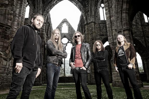 "OPETH to Release New Album ""Sorceress"" via Nuclear Blast Later This Year"