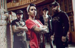 JINJER Announce European Tour for This Autumn