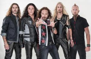 "HAMMERFALL Premiere Music Video Premiere For Title Track ""Built to Last"""