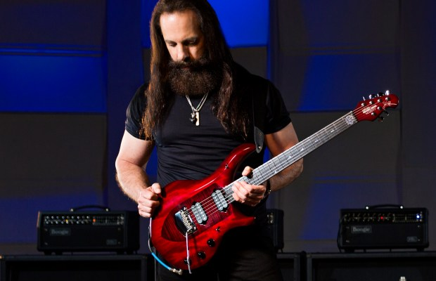 JOHN PETRUCCI on Learning Guitar without Tabs and YouTube