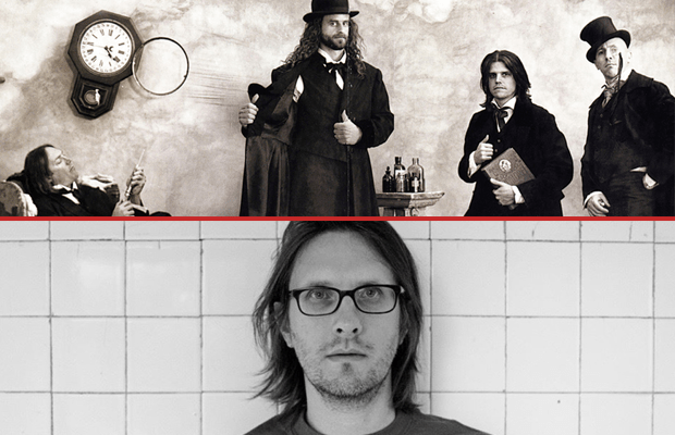 """STEVEN WILSON on TOOL: """"They're Kind of an Easy Target"""""""