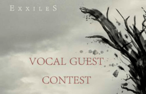 Exxiles singer audition