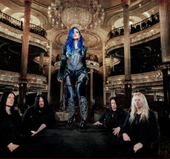 """ARCH ENEMY to Release New Album """"Will To Power"""" on September 8"""