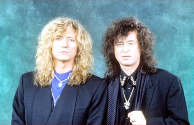 "DAVID COVERDALE: ""It Breaks My Heart"" JIMMY PAGE's Not Being Able to Reunite LED ZEPPELIN"