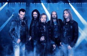 "EDGUY Release Lyric Video for ""Ravenblack"""