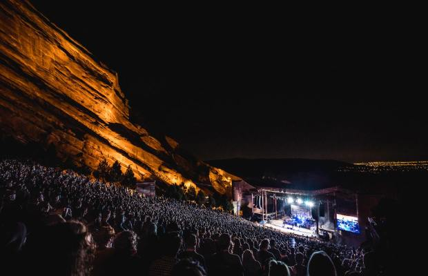 OPETH Recorded Their Show at Red Rocks Amphitheatre
