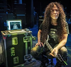 """MARTY FRIEDMAN to Release New Album """"Wall of Sound"""""""