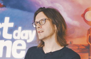 "Watch: STEVEN WILSON Talks About ""Last Day of June"" Video Game"