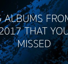 5 albums you missed