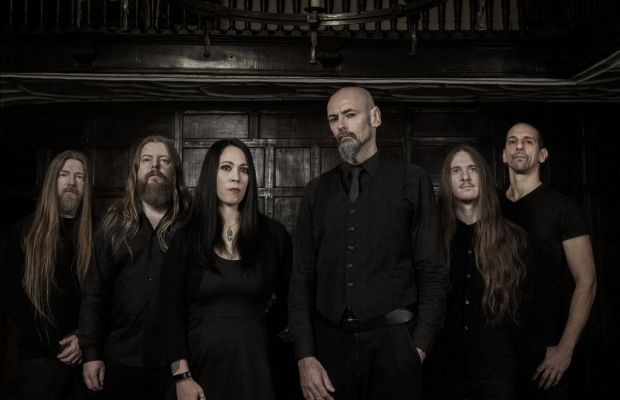 "MY DYING BRIDE Release ""Your Broken Shore"" Music Video"