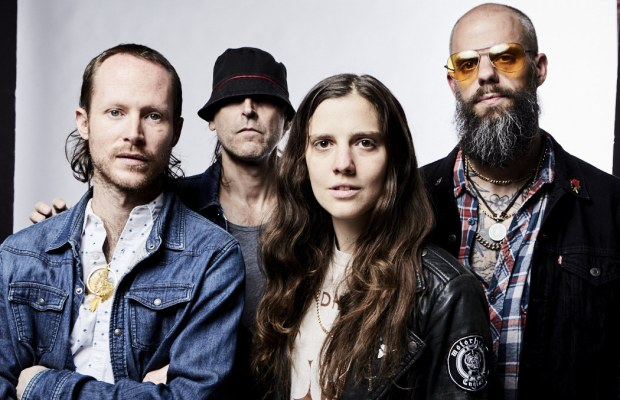 BARONESS Announce Spring North American Co-Headlining Tour with AGAINST ME!