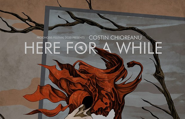 "COSTIN CHIOREANU to Host ""Here For a While"" Art Exhibition at PROGNOSIS Festival"