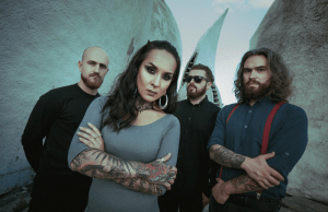 "JINJER Releases Live Video for ""On The Top"""