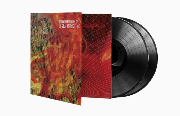 BTBAM - The Great Misdirect 2019 remastered vinyl