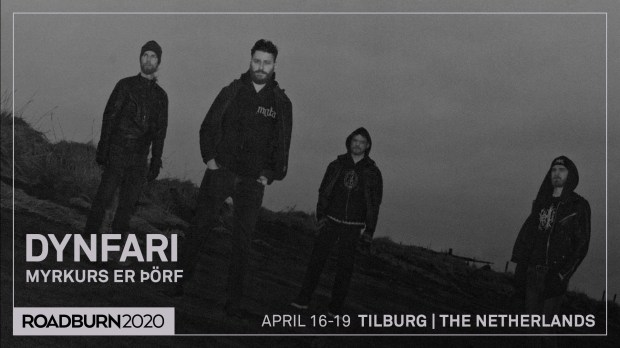 Dynfari at Roadburn 2020