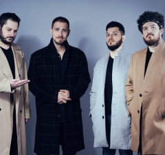 """Premiere: Romanian Prog Outfit WHITE WALLS Launch Animated Music Video for """"Eye for an I"""""""