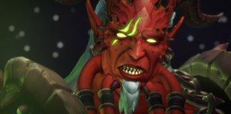 Picture of Kil'jaeden from World of Warcraft Legion