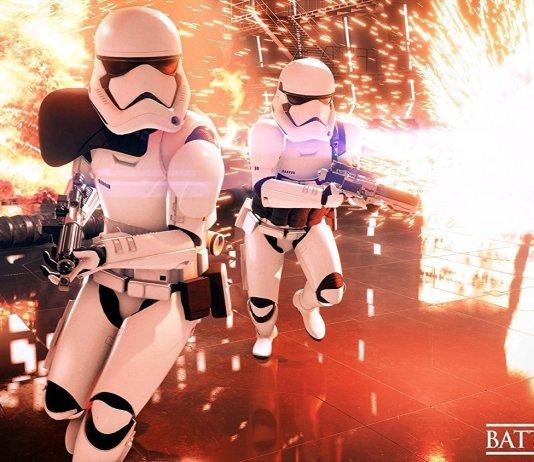 Wallpaper of Star Wars battlefront 2
