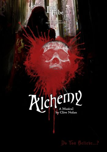 Alchemy the musical - Clive Nolan