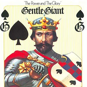 Gentle Giant The Power And The Glory  album cover