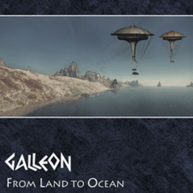 Galleon From Land To Ocean  album cover