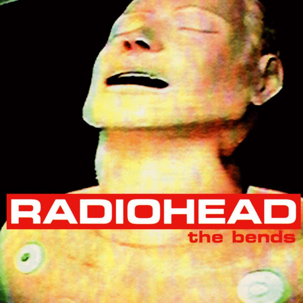 Imagini pentru the bends album cover