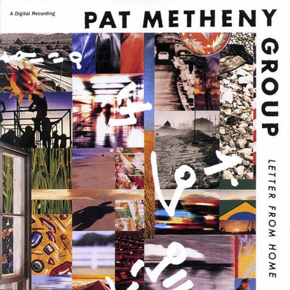 PAT METHENY Pat Metheny Group Letter From Home reviews