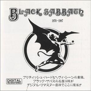 BLACK SABBATH Black Sabbath 1970-1987 Digital Remaster reviews