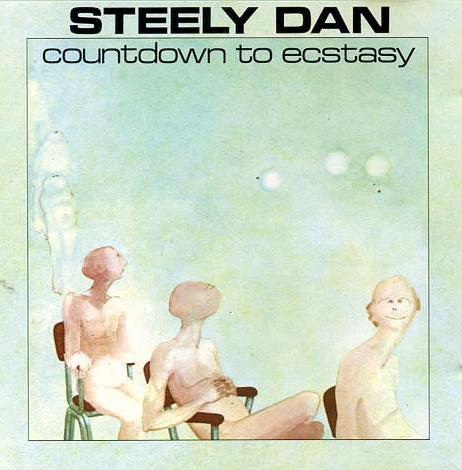 Image result for steely dan countdown to ecstasy album cover