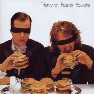 Triumvirat Russian Roulette album cover