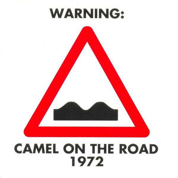 Camel Camel on the Road  1972 album cover