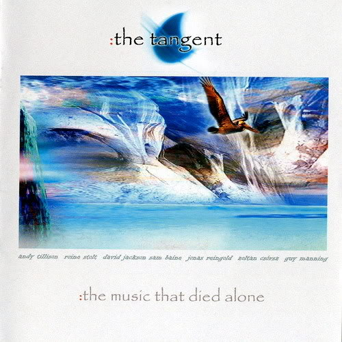 The Tangent The Music That Died Alone album cover